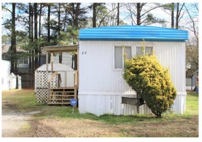 Mobile Home at 125 Semple Farm Road Lot 20 Hampton, VA