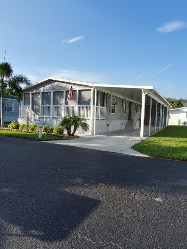 Mobile Home at 4541 NW 69th Ct., #H-08, Coconut Creek, FL