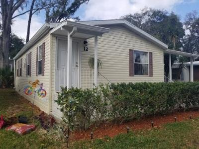 Mobile Home at 12 Twin Coacch Ct. Daytona Beach, FL 32119