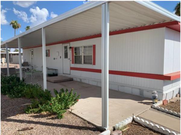 Mobile Home at 303 Recker Rd Lot 126, Mesa, AZ