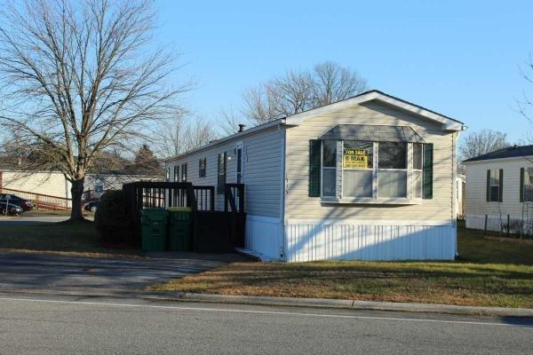 Mobile Home at 1535  BENJAMIN DRIVE, Bear, DE
