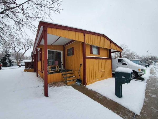 Mobile Home at 4500 19th st #403, Boulder, CO