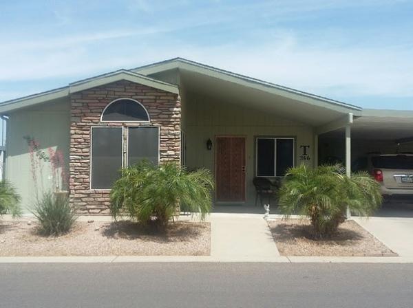 Mobile Home at 8500 E SOUTHERN AVE #366, Mesa, AZ