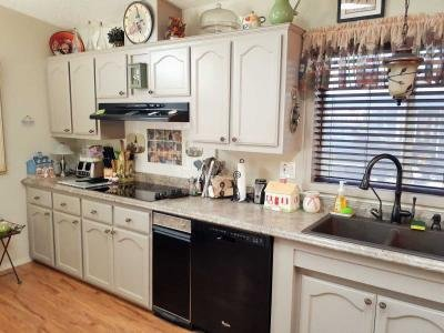 Refinished cabinetry