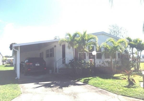 Mobile Home at 103 Blue Jay Lane, Merritt Island, FL