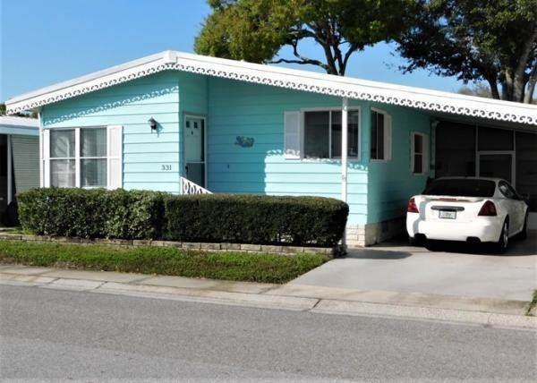 Mobile Home at 1001 Starkey Road, #331, Largo, FL