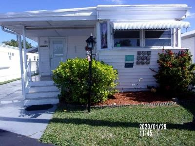Mobile Home at 1317 South 33rd Road Hollywood, FL 33021