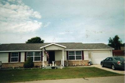 Mobile Home at 2293 Dennis St Croswell, MI 48422