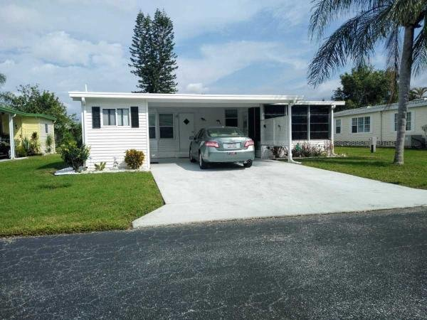 Mobile Home at 3193 Westgreen Drive , North Fort Myers, FL