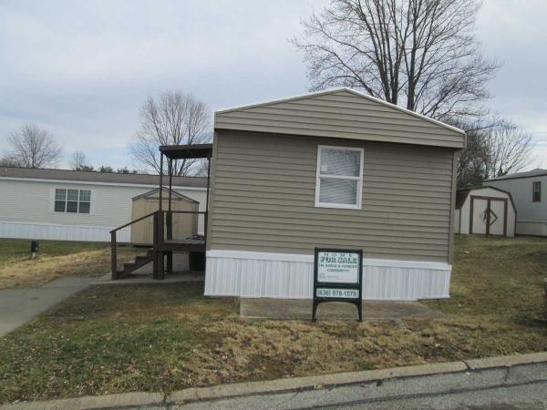 Mobile Home at 16 Ray Dr., O Fallon, MO