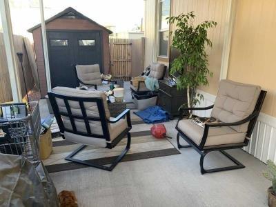 Mobile Home at 15606 S Gilbert Rd, Lot 106 Chandler, AZ 85225