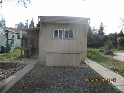 Mobile Home at 48 Goldenrod Ave., Space 48 Auburn, CA 95603