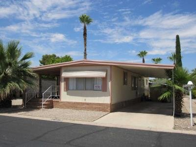 Mobile Home at 3411 S. Camino Seco # 503 Tucson, AZ