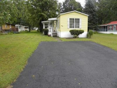Mobile Home at 17 Jones Rd Saratoga Springs, NY