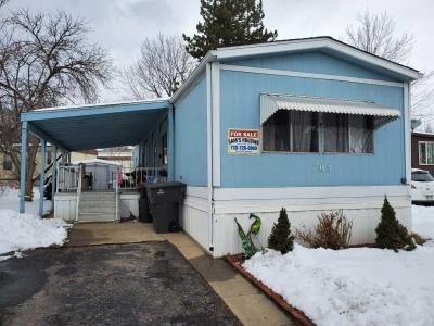 Mobile Home at 5000 Butte St #105 Boulder, CO 80301