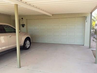 Garage and covered parking