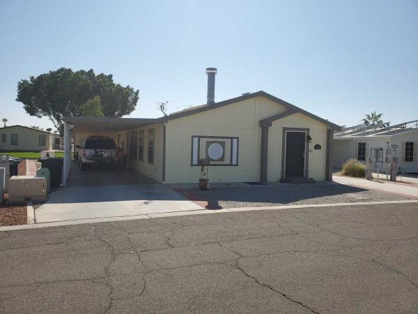 Mobile Home at 3687 S. 10th Ave, Yuma, AZ