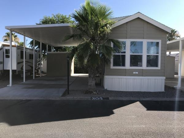 Mobile Home at 8701 S. Kolb Rd #09-305, Tucson, AZ
