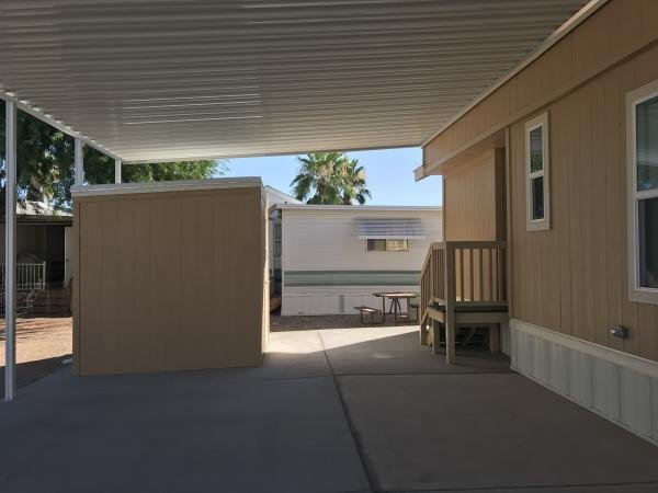 Mobile Home at 8701 S. Kolb Rd #09-317, Tucson, AZ