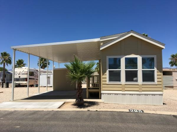 Mobile Home at 8701 S. Kolb Rd #09-295, Tucson, AZ
