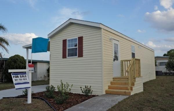 Mobile Home at 495 Sandalwood Lane (Site 1464), Ellenton, FL