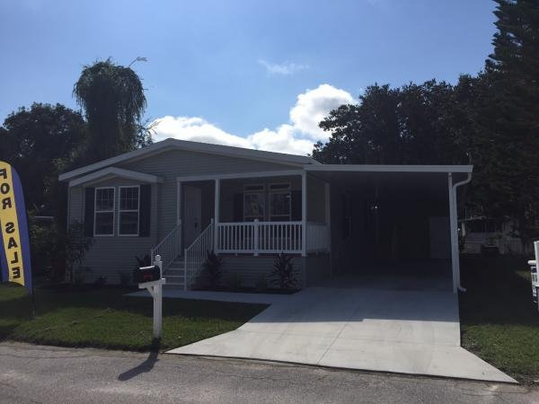 Mobile Home at 938 Siesta Drive (Site 1485), Ellenton, FL