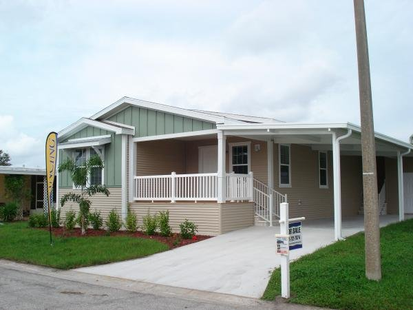 Mobile Home at 449 Sunset Circle South (Site 2360), Ellenton, FL