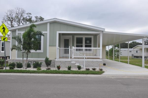 Mobile Home at 7105 Xander Ct., Ellenton, FL
