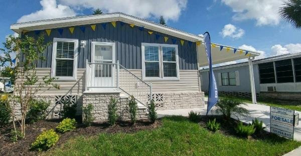Mobile Home at 826 MALLARD LANE, Tarpon Springs, FL