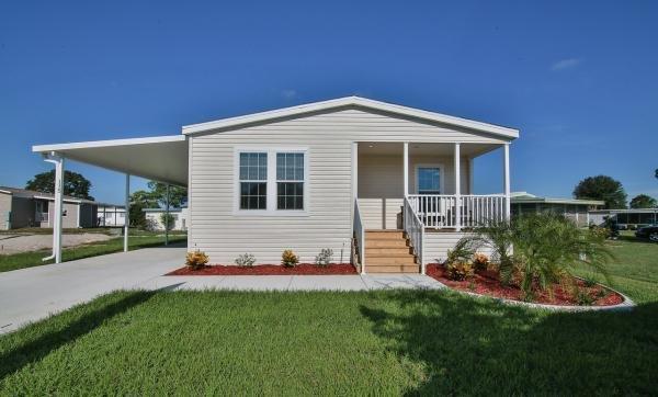Mobile Home at 7300 20TH STREET #473, Vero Beach, FL