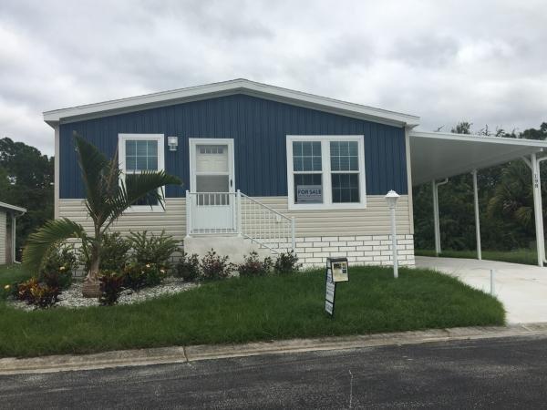 Mobile Home at 1405 82nd Avenue, Site #198, Vero Beach, FL