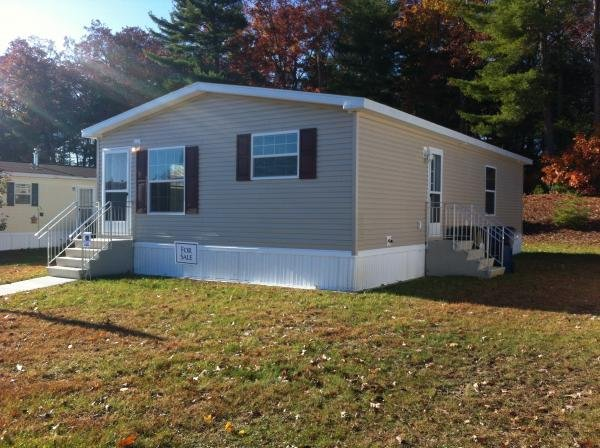 Mobile Home at 67 Lions Way, North Windham, CT
