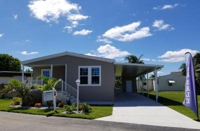 Mobile Home at 7306 43rd Terrace N # 681 Riviera Beach, FL 33404