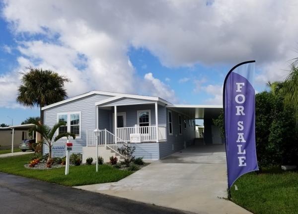Mobile Home at 7338 43rd Terrace N # 678, Riviera Beach, FL