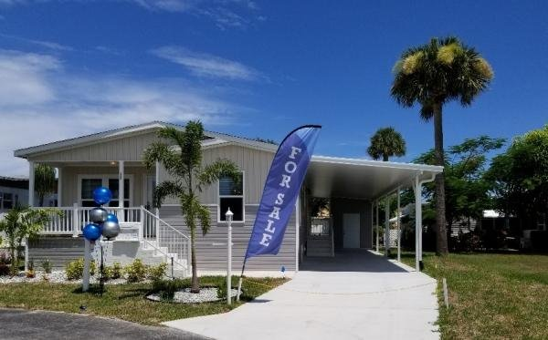 2019 Clayton - Waycross Riviera III Mobile Home