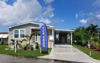 Mobile Home at 7351 43rd Terrace N # 665 Riviera Beach, FL 33404