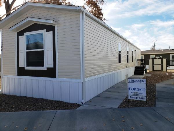 Mobile Home at 999 Fortino Blvd #180, Pueblo, CO