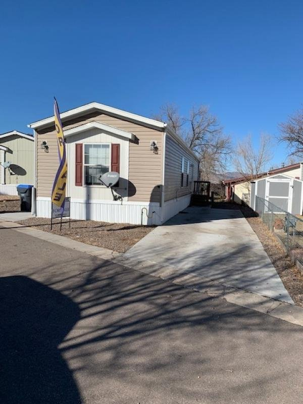Mobile Home at 515 E St, Golden, CO
