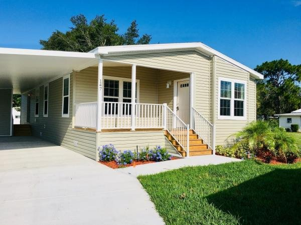 2019 Skyline Palm Beach Mobile Home