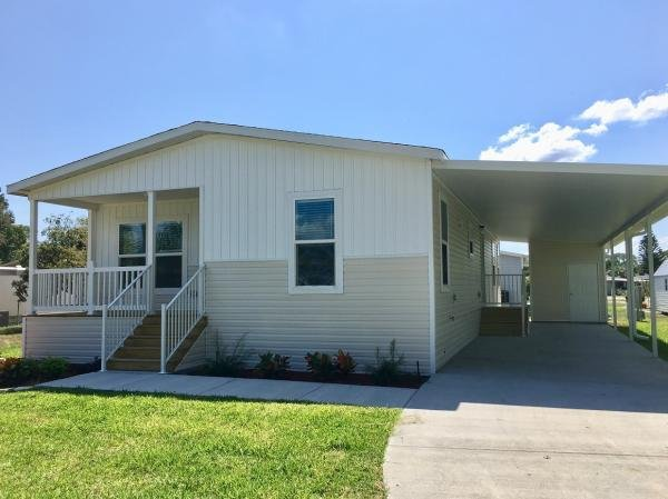Mobile Home at 148 Highland Drive, Leesburg, FL