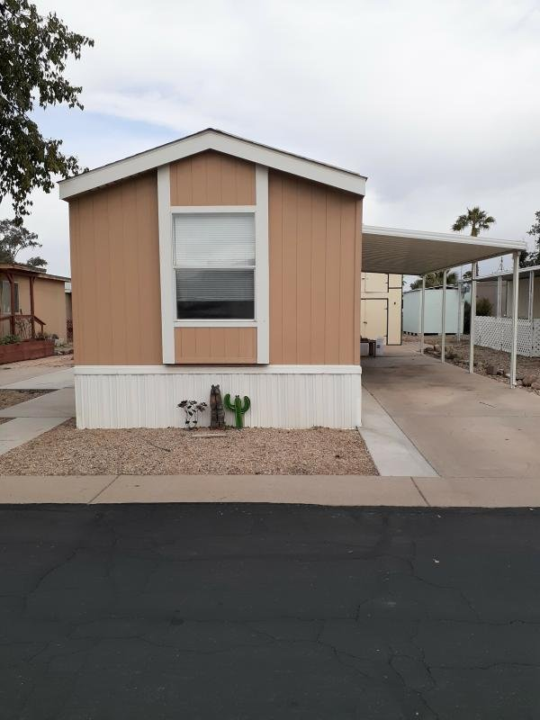 Mobile Home at 19602 N 32nd Street #62, Phoenix, AZ