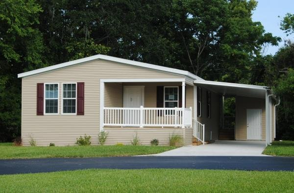 Mobile Home at 8 Harbor Cove Ct, Daytona Beach, FL