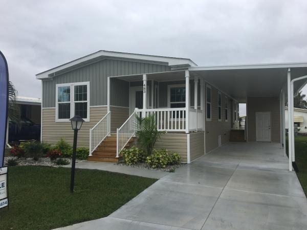 Mobile Home at 8775 20th Street #483, Vero Beach, FL