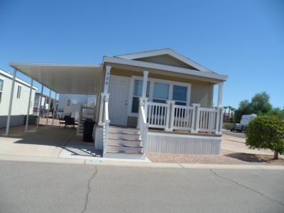 Mobile Home at 8700 E. University Dr., #0156 Mesa, AZ 85207