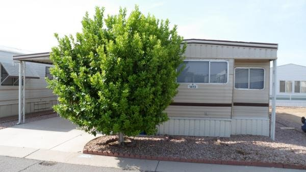 1981 Traveleze Mobile Home For Sale