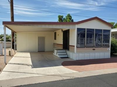 Mobile Home at 8700 E. University Dr. # 0157 Mesa, AZ 85207