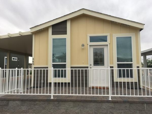 Mobile Home at 8865 East Baseline Rd, #0345, Mesa, AZ