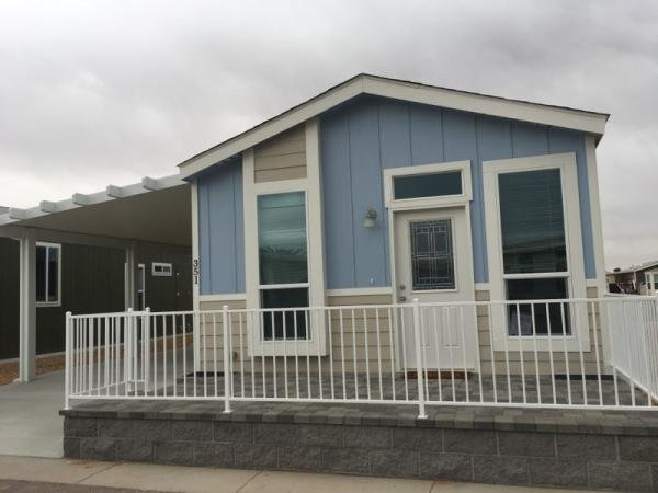 Mobile Home at 8865 East Baseline Rd, #0351, Mesa, AZ