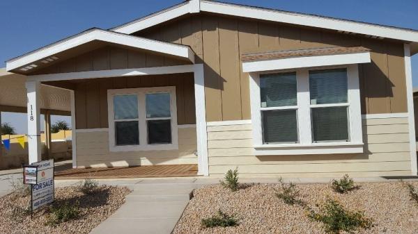 Mobile Home at 8865 East Baseline Rd, #0631, Mesa, AZ