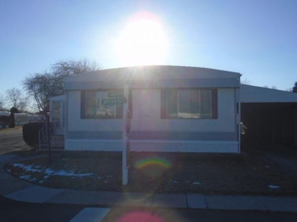Mobile Home at 340 S. Reynolds Rd., #190, Toledo, OH